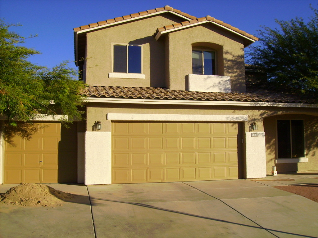 Residential Exterior Stetson Painting 520 322 0684